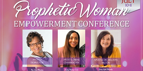Prophetic Empowering Women's Conference 2020 tickets