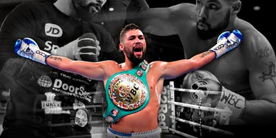 An Evening of Boxing with Special Guest Tony Bellew