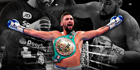 An Evening of Boxing with Special Guest Tony Bellew tickets