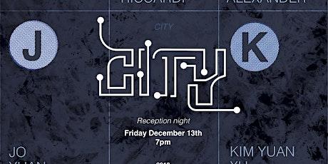 City Art Show tickets
