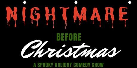Nightmare Before Christmas tickets