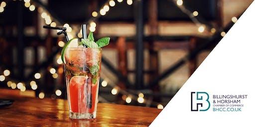 Billingshurst and Horsham Chamber of Commerce Christmas Drinks