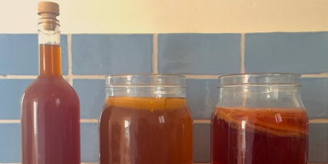 Kompassion's Kombucha Making Workshop tickets