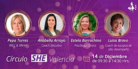 Círculo de negocios SHE Valencia entradas