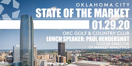 CoStar OKC State of the Market Luncheon tickets