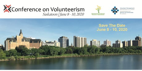 Conference on Volunteerism 2020 tickets