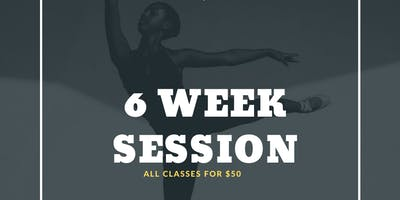 6 week session