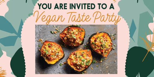 Vegan Tasting Party
