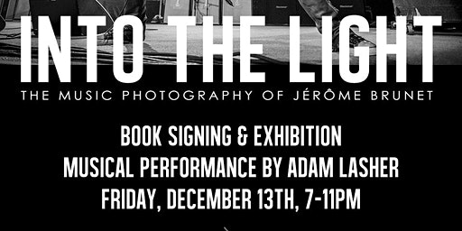 Book Signing & Exibition by Jérôme Brunet (Hosted by KNWN UNKWN)
