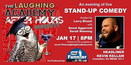 ACADEMY AFTER HOURS - Stand Up Comedy Night!! tickets