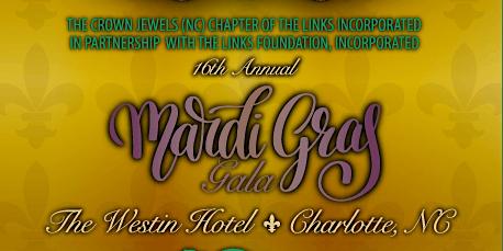 Crown Jewels (NC) Links 16th Annual Mardi Gras Gala