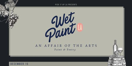 An Affair of the Arts: Paint & Poetry tickets