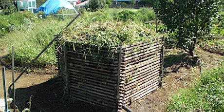 Making Biodynamic Compost. tickets