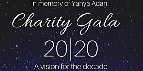 Charity Gala tickets