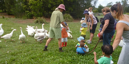 Mums and Bubs Farm Tour (Tuesday)