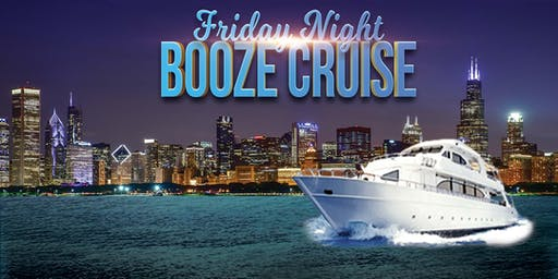 Friday Night Booze Cruise on May 8th