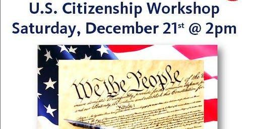 U.S. Citizenship Workshop