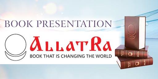 Book Presentation: AllatRa by Anastasia Novykh. Readers experience. Wisdom.