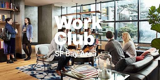 Work Club @ Hotel Kabuki ( San Francisco | Japantown)