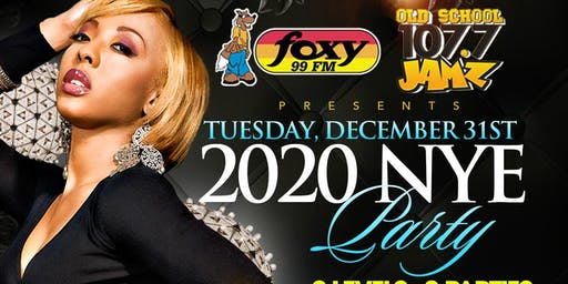AQUA NIGHT CLUB & FOXY99FM - New Years Eve Party
