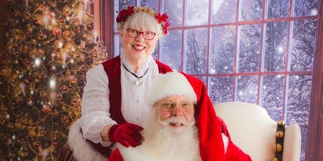 Afternoon Tea With Santa and Mrs Claus tickets
