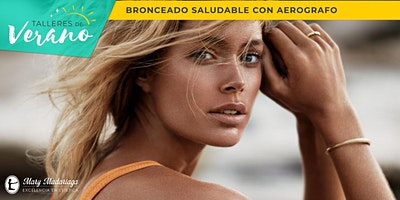 Taller de Bronceado Saludable con Aerógrafo