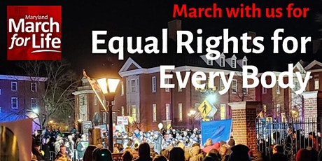 2020 Maryland March for Life tickets