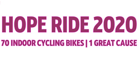 Hope Ride 2020 tickets