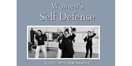 Women's Self Defense Seminar (2-days) tickets