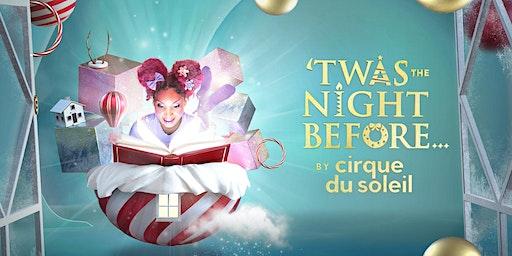 Meet Cirque Du Soleil in Miami – December 2019, Christmas Tour