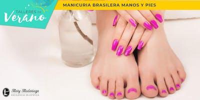 Taller de Manicuría Brasilera - Manos y Pies