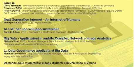 IoT e Big Data: La Nuova Sfida Digitale biglietti
