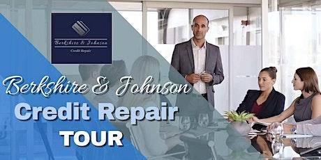 Berkshire & Johnson Credit Repair DIY Class Wilmington, DE tickets