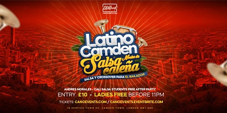 LATINO CAMDEN tickets