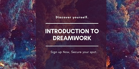 Introduction to DreamWork tickets