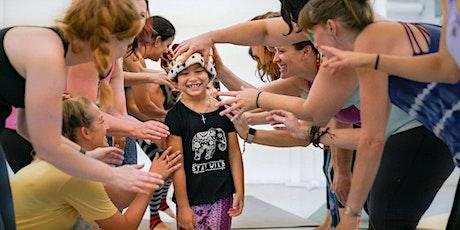 Free Family Yoga Class - Eugene tickets