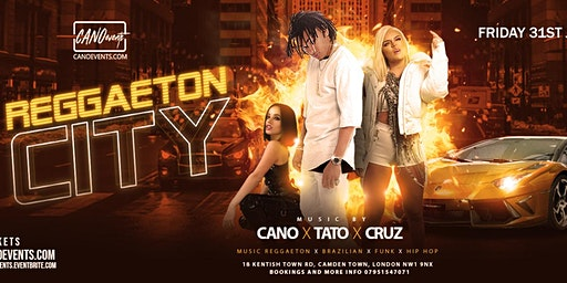 Reggaeton City
