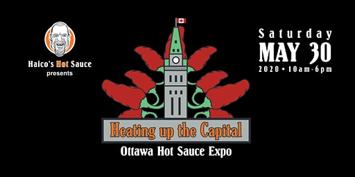Heating up the Capital • Ottawa Hot Sauce Expo