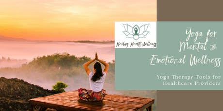 Yoga for Mental and Emotional Wellness tickets