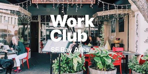 Work Club @ Coupa Cafe (Palo Alto | Ramona St)