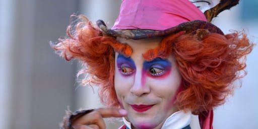Mad Hatter Tea Party @ Liverpool Library: Ages 3-12 years