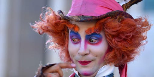 Mad Hatter Tea Party @ Green Valley Library: Ages 3-12 years