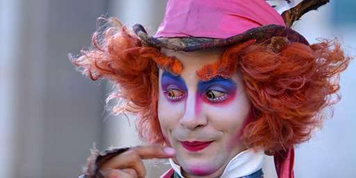 Mad Hatter Tea Party @ Moorebank Library: Ages 3-12 years