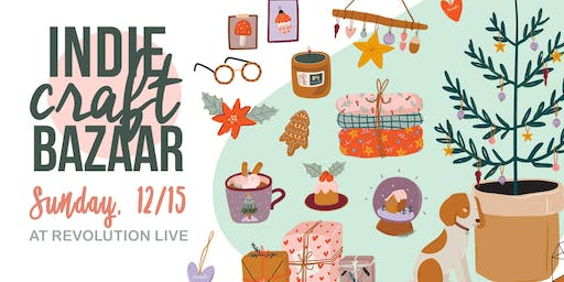 Indie Craft Bazaar: Handmade Festival & Holiday Market