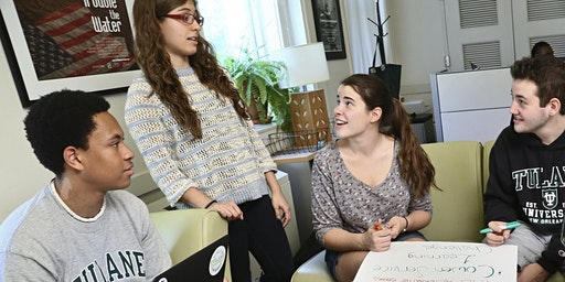 Entering Communities: Working with Youth
