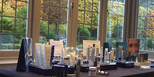 Acne skin care workshop including facial skin treatment  demonstration