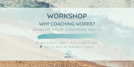 Workshop Develop Your Coaching Skills tickets