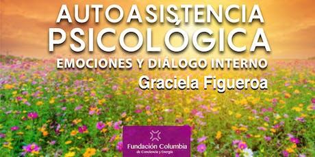 Charla informativa:  Curso de Formación en Autoasistencia. Emociones y Diálogo interno entradas