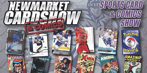 "Newmarket Card & Comics Show ""XL Edition"""