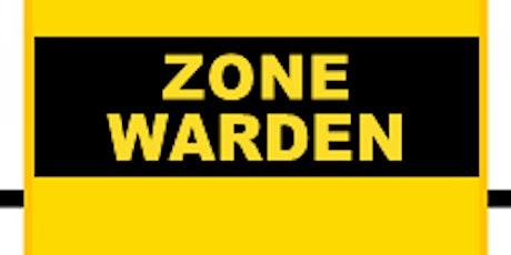 RCH ZONE WARDEN TRAINING SESSION tickets